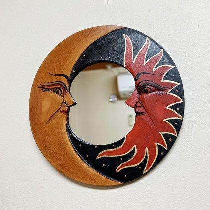 月と太陽のミラー