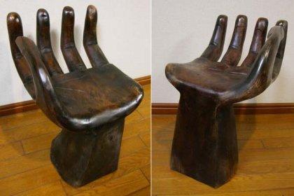 手のスツール(両手セット)