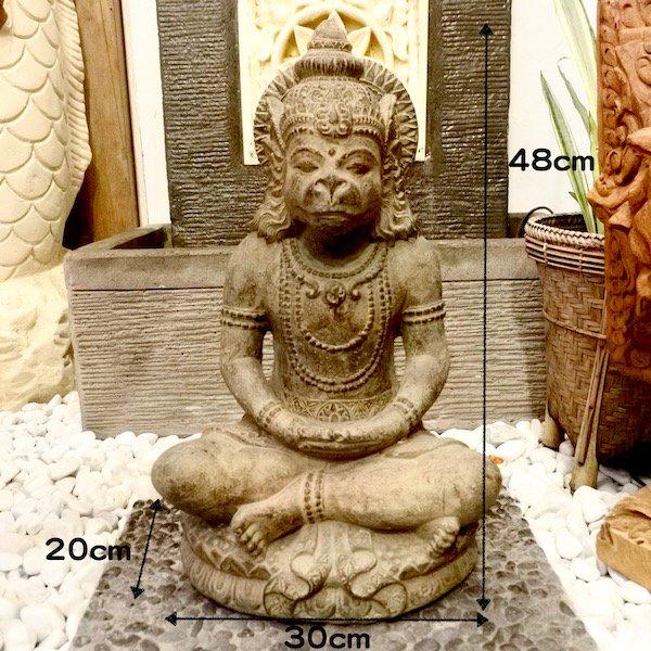 ハヌマーンの石像