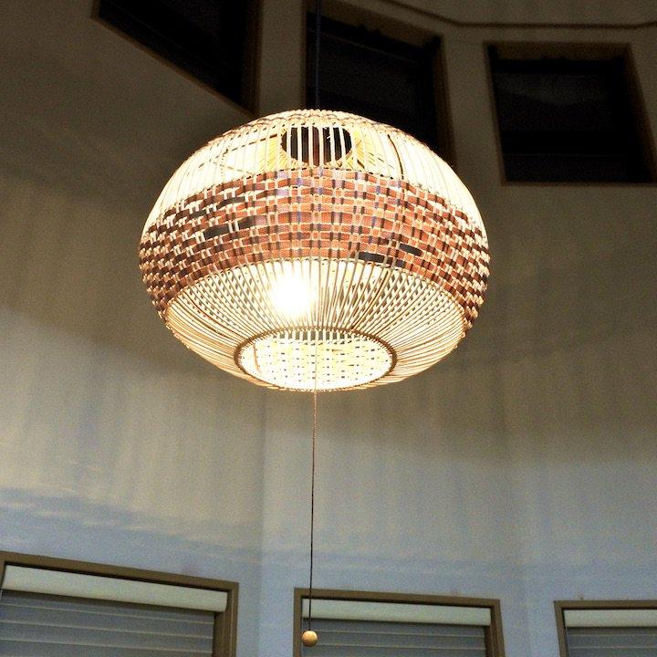 【9月中旬入荷予定】ブラウンラインランプ2灯型