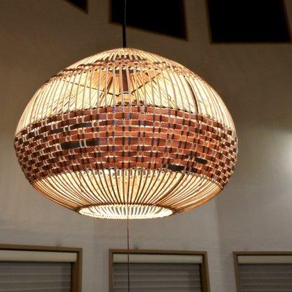 ブラウンラインランプ2灯型