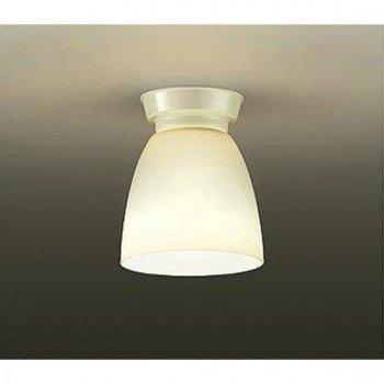 DAIKO(ダイコー) LED小型シーリングライト 白熱灯60W相当 非調光 (電球色)【YLED-046SS】