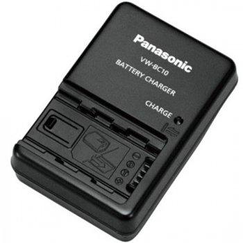 パナソニック Panasonic バッテリーチャージャー(デジタルカメラ用)【VW-BC10-K】