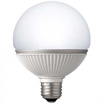 <img class='new_mark_img1' src='https://img.shop-pro.jp/img/new/icons30.gif' style='border:none;display:inline;margin:0px;padding:0px;width:auto;' />シャープ SHARP LED電球 ボール電球 E26口金 昼白色相当 520lm 11.0W 調光器対応【DL-L81AN】