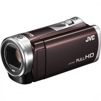 <img class='new_mark_img1' src='https://img.shop-pro.jp/img/new/icons40.gif' style='border:none;display:inline;margin:0px;padding:0px;width:auto;' />JVC ビデオカメラ Everio 32GB ダイナミック60倍/光学40倍ズーム (ブラウン) 送料無料【 GZ-E400-T】