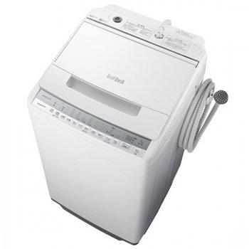 <img class='new_mark_img1' src='https://img.shop-pro.jp/img/new/icons61.gif' style='border:none;display:inline;margin:0px;padding:0px;width:auto;' />日立 HITACHI 全自動洗濯機 ビートウォッシュ 7kg ホワイト 設置工事別途【BW-V70F-W 】