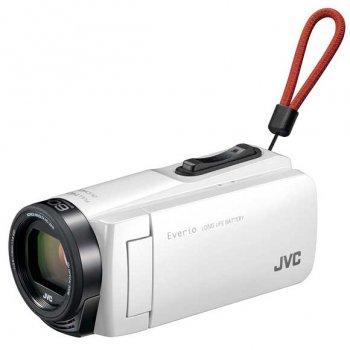 <img class='new_mark_img1' src='https://img.shop-pro.jp/img/new/icons25.gif' style='border:none;display:inline;margin:0px;padding:0px;width:auto;' />JVCKENWOOD JVC ビデオカメラ Everio 耐衝撃 耐低温 32GB ホワイト 【 GZ-F270-W】