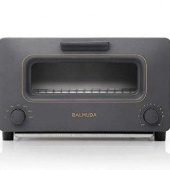 BALMUDA バルミューダ K05A-BK [BALMUDA The Toaster (バルミューダ ザ・トースター) ブラック