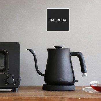 バルミューダ 電気ケトル ザ・ポット ブラック BALMUDA The Pot K02A-BK