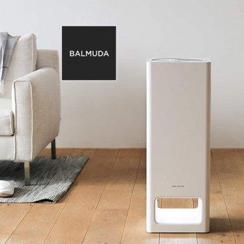 バルミューダ 空気清浄機 ザ・ピュア ホワイト BALMUDA The Pure A01A-WH
