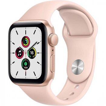 <img class='new_mark_img1' src='https://img.shop-pro.jp/img/new/icons61.gif' style='border:none;display:inline;margin:0px;padding:0px;width:auto;' />Apple Watch アップルウォッチ スマートウォッチ APPLE MYDN2J/A ピンクサンドスポーツバンド SE GPSモデル 40mm