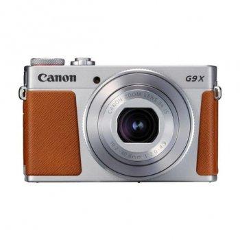 <img class='new_mark_img1' src='https://img.shop-pro.jp/img/new/icons61.gif' style='border:none;display:inline;margin:0px;padding:0px;width:auto;' />キヤノン コンパクトデジタルカメラ PowerShot(パワーショット)G9 X Mark II(シルバー)PSG9XMARKIISL