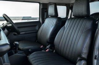 NOSTALGIE SEAT COVER STRIPE ノスタルジーシートカバー ストライプ