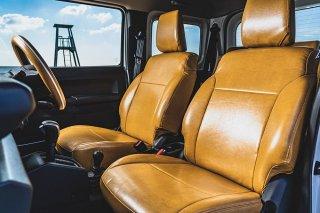 NOSTALGIE SEAT COVER PLANE ノスタルジーシートカバー プレーン