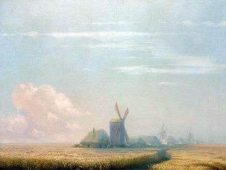 ウクライナの収穫期