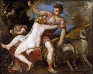 ヴィーナスとアドニス