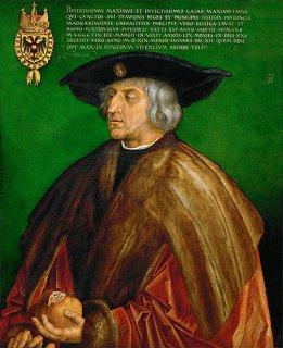 神聖ローマ皇帝マクシミリアン一世