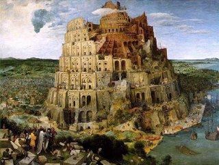 バベルの塔(ウィーン美術史美術館)