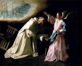 聖ペドロ・ノラスコの幻視