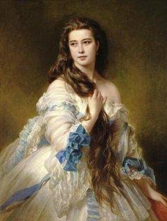 リムスキー・コルサコワ夫人の肖像