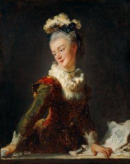 マリー=マドレーヌ・ギマールの肖像