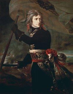 アルコレ橋上のナポレオン(エルミタージュ美術館)