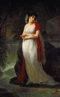 クリスティーヌ・ボワイエの肖像