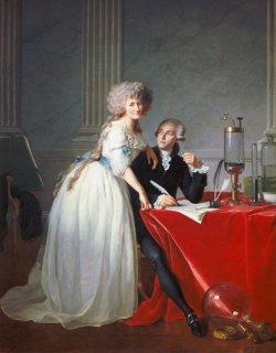 ラヴォワジェ夫妻の肖像
