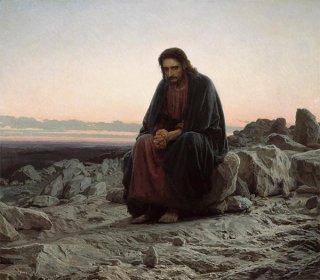 荒野のキリスト