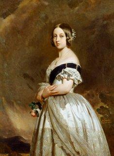 ヴィクトリア女王の肖像