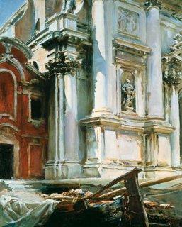 サン・スタエ教会、ヴェネツィア
