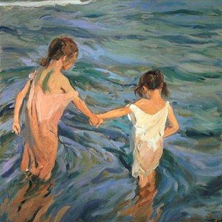 海の子供達