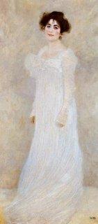 ゼレーナ・レーデラーの肖像