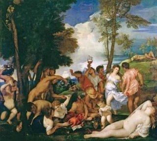 アンドロス島のバッコス祭
