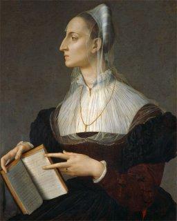 ラウラ・バッティフェッリの肖像