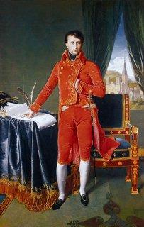 第一執政官ナポレオン