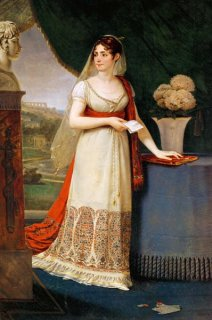 フランス皇后、ジョセフィーヌ・タシェ・ド・ラ・パジェリー