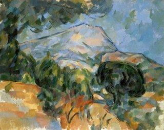 ルート・トロネからのサント・ヴィクトワール山