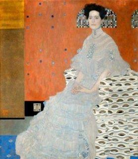 フリッツァ・リートラーの肖像