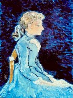 アデリーヌ・ラヴォーの肖像