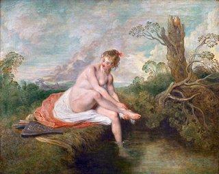 ディアナの水浴