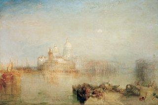 ヴェネツィア:税関舎と聖マリア大聖堂
