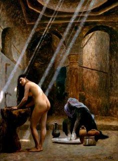 ムーア人の入浴