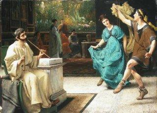 ローマのダンス
