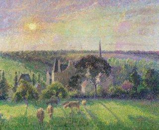 エラニーの教会と農場