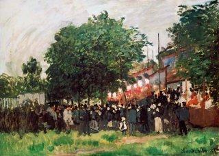 七月十四日(フランス革命記念日)