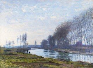 アルジャントゥイユのセーヌ川