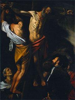 聖アンデレの磔刑