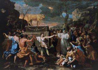 黄金の子牛の礼拝
