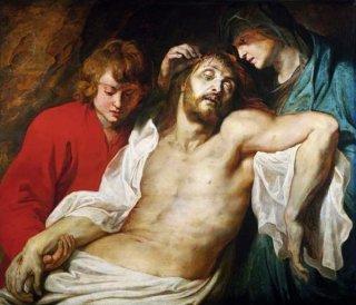 聖マリアと聖ヨハネの嘆き